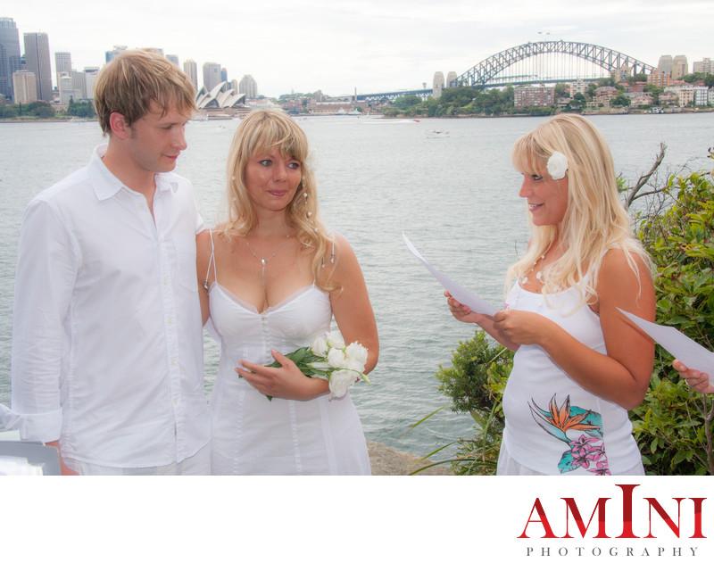 Wedding Photographer Cremorne