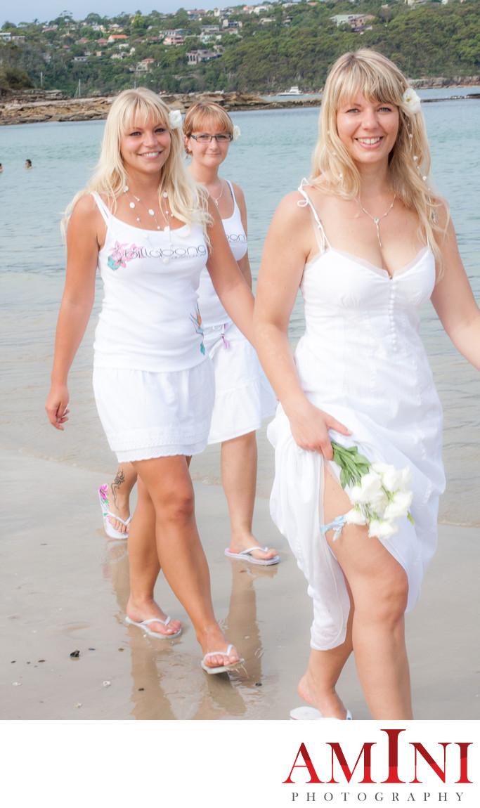 Wedding Photographs at Shangri-LA