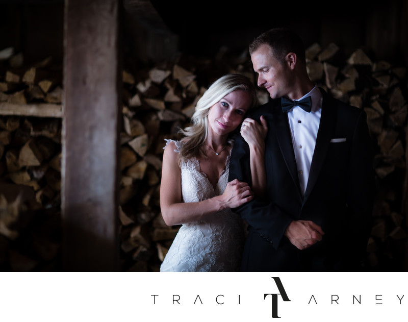 Old Salem Wedding Portrait, Winston-Salem, NC
