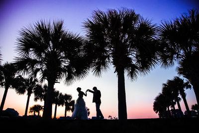 Bald Head Island Wedding Photography Romance Session