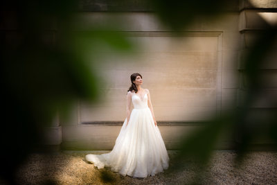 Larz Anderson House Bridal Portrait, Washington, DC