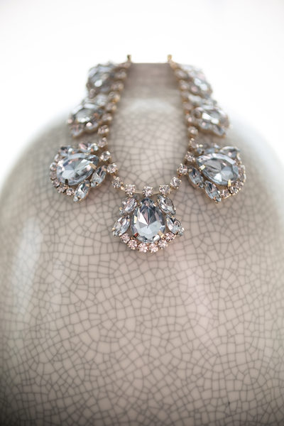 Necklace Detail Shot, Proximity Hotel Wedding Photographer