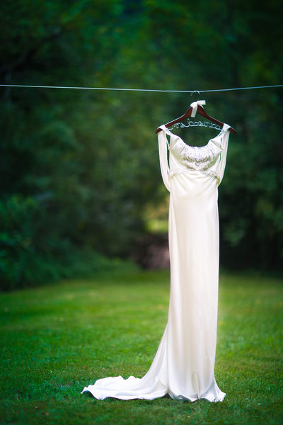 Wedding Dress Detail Shot, Horse Shoe NC Photographer