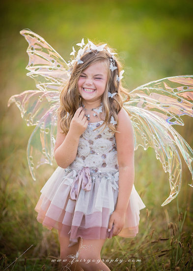 Butterfly Fairy Laugh