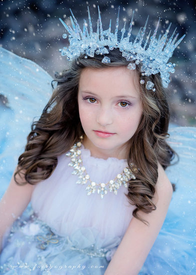 Ice Fairy Portrait