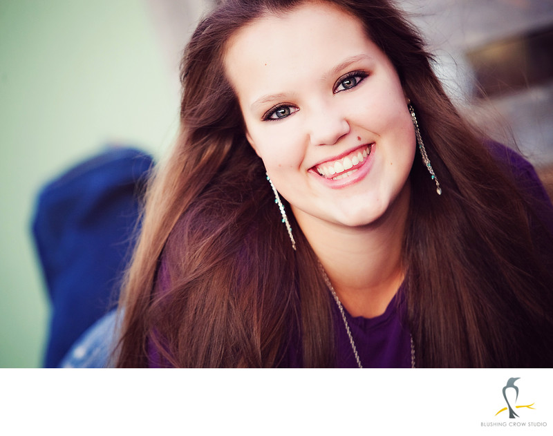 Pinedale High School Senior Photo