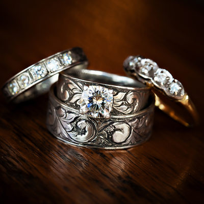 Devils Tower Wedding Photographer Jewlery