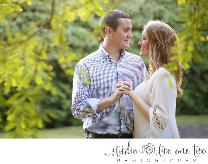 Engagement photos in Columbia, SC