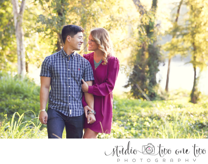 Engagement Photographers in Columbia SC