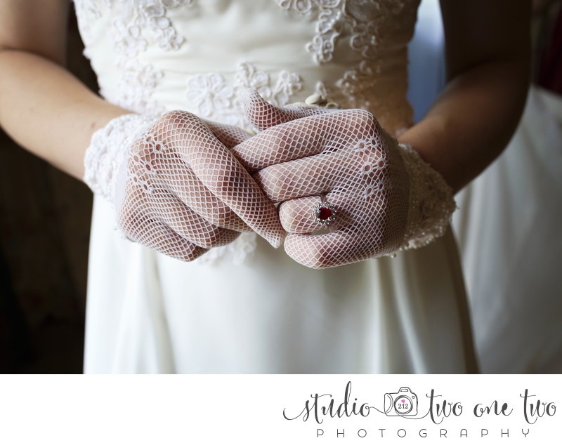 Wedding Detail Photos SC