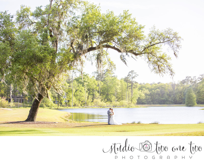 Pawleys Plantation Wedding Photographer