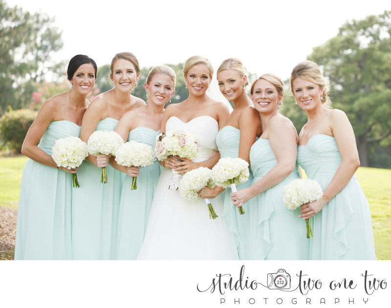 Spring Valley Country Club Wedding Photos