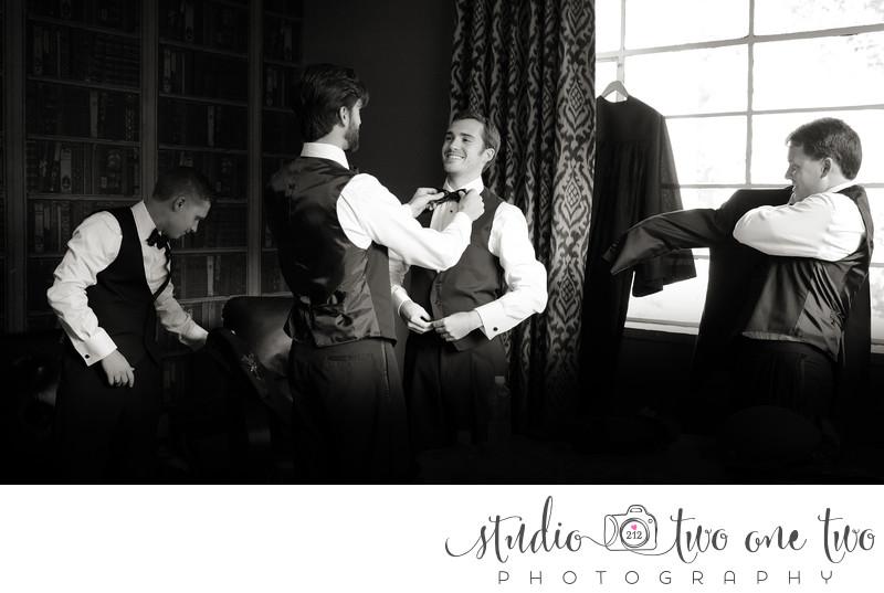 Documentary style wedding photography South Carolina
