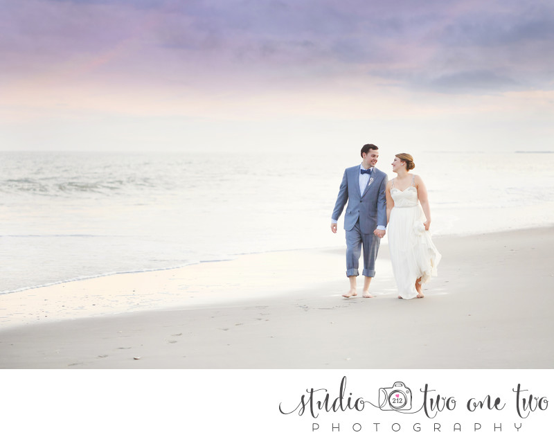 South Carolina Beach Wedding Photographer