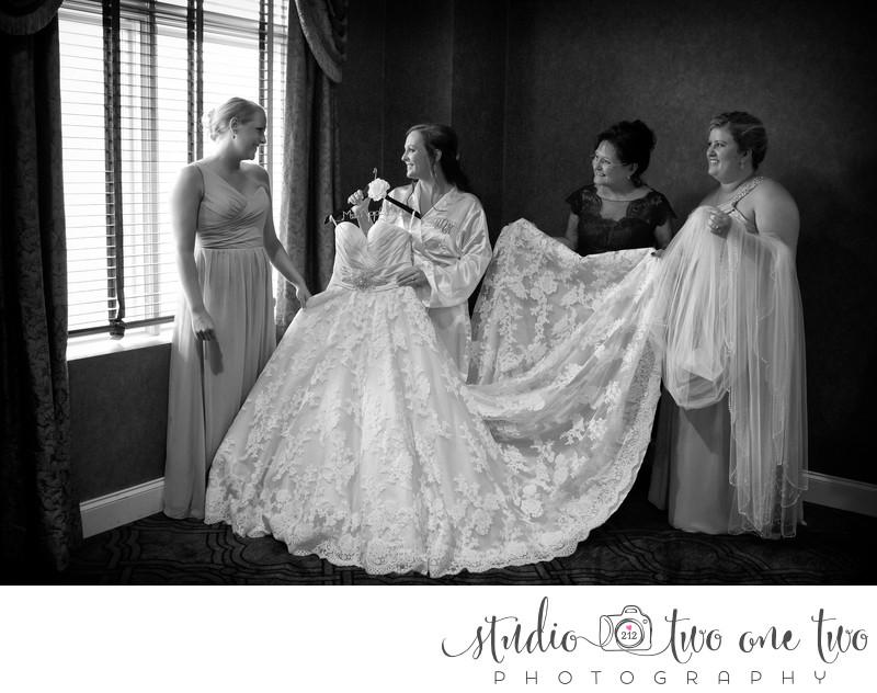 Inn at USC Wedding Photos