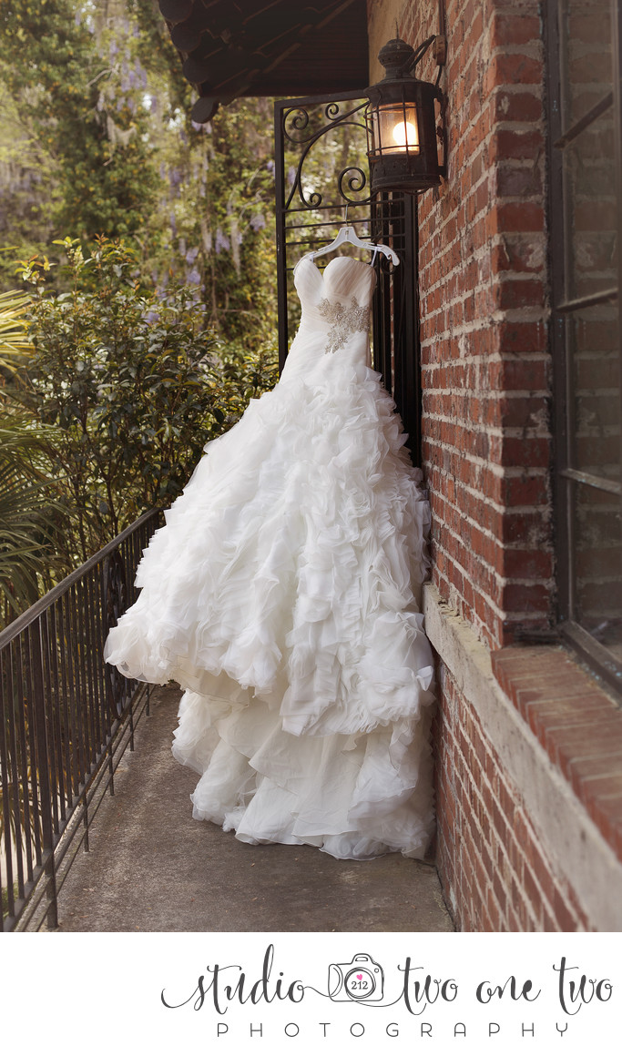 Millstone at Adams Pond Wedding Photo
