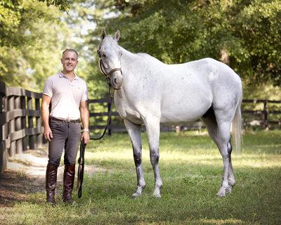 South Carolina equestrian photographer