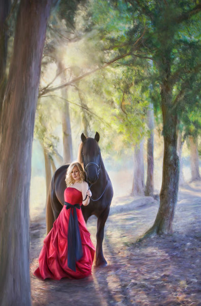 Horse Photographer in South Carolina