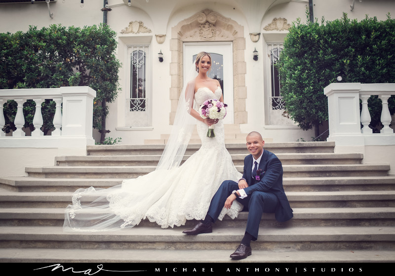 Wedding Photography at Ambassador Mansion