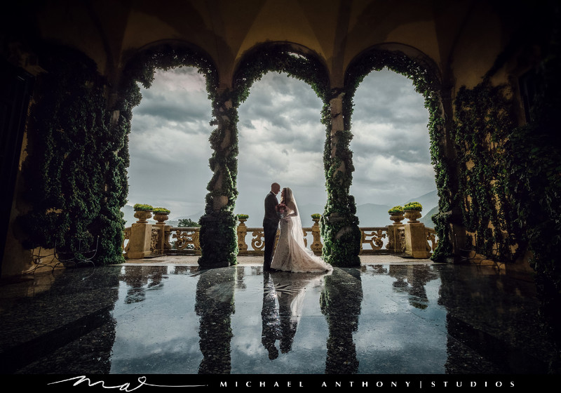 An Italian Destination Wedding Ceremony