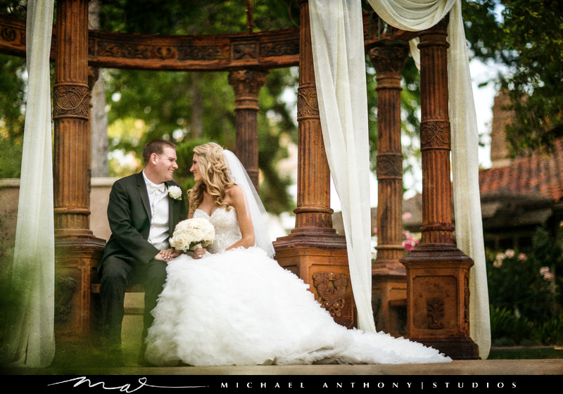 Wedding Photographer for Westlake Village Inn