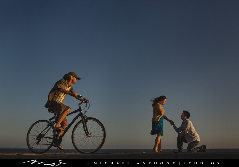 Proposal Photography in Ventura