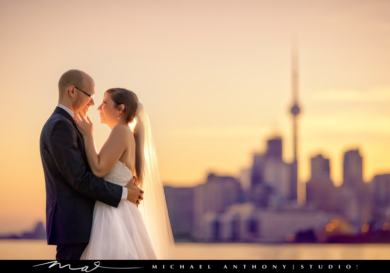 Toronto Wedding Photography Locations Polson Pier