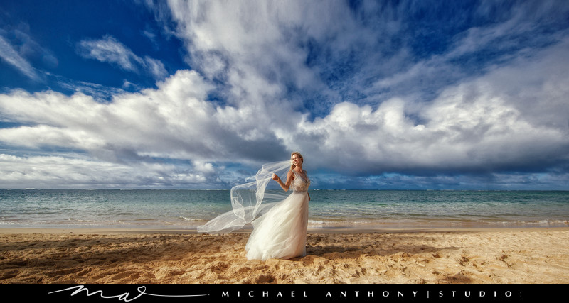 St. Regis Princeville Wedding Photography