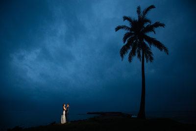 Olawalu Plantation House Wedding Photographer