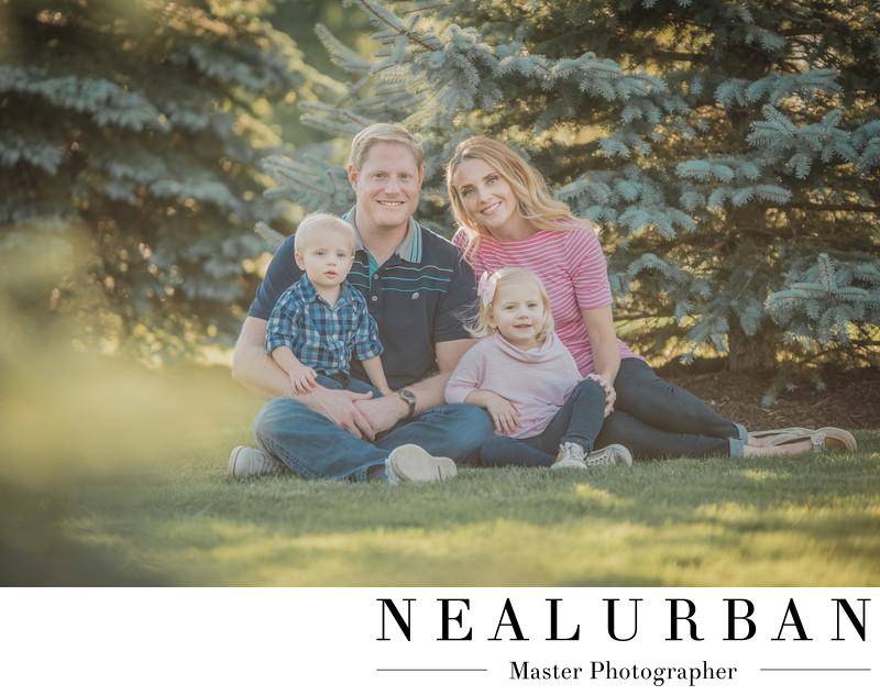 buffalo family photography location fall clarence ny