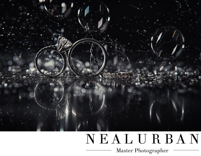 buffalo wedding rings bubble idea sheas arts center