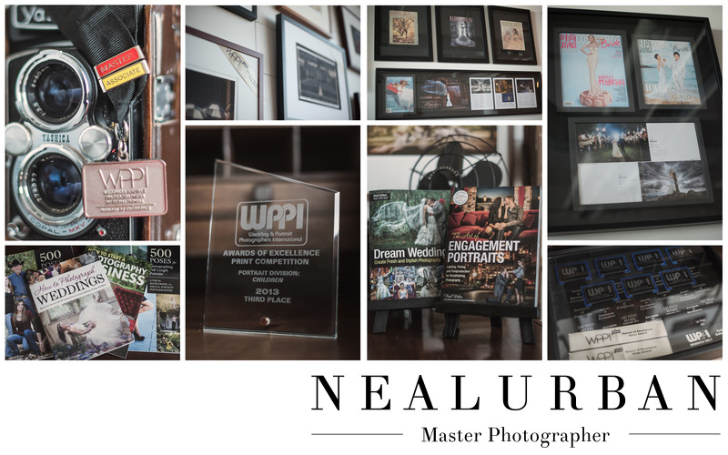 buffalo wedding photographer neal urban awards books