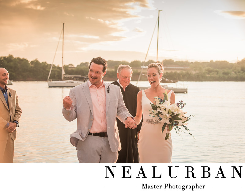 youngstown ny yacht club wedding ceremony photography