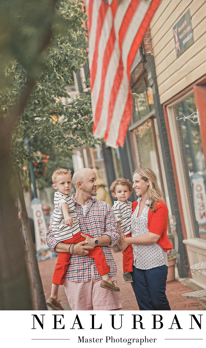buffalo family photographers american outfits village