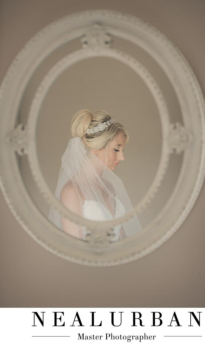 buffalo ny bride mirror bridal suite hotel vintage