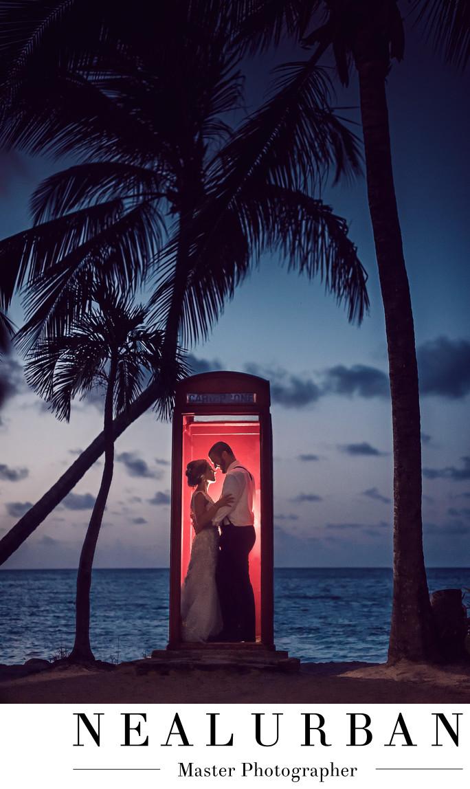 best destination wedding photographers sandals antigua