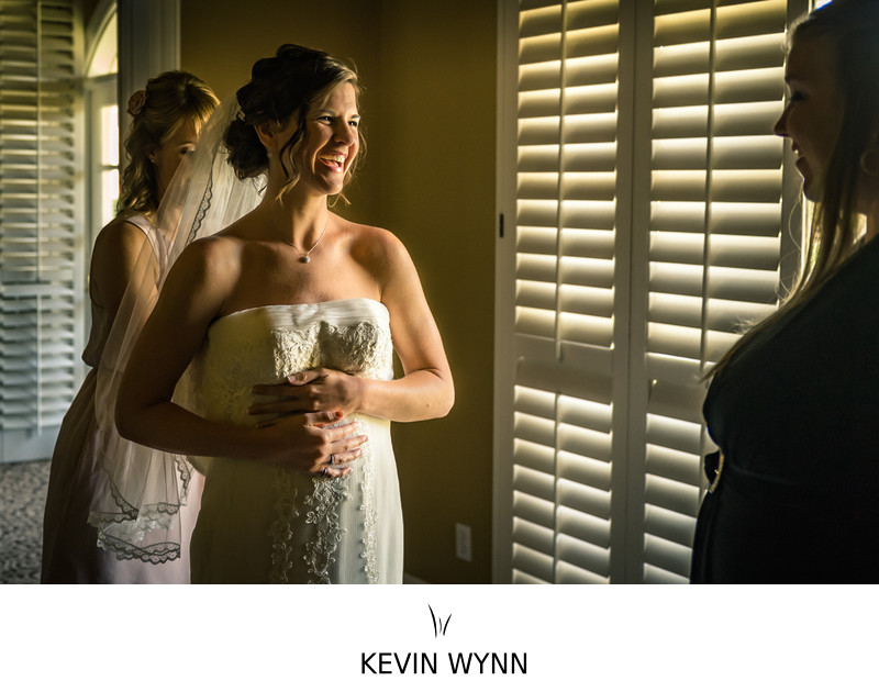 Westlake Village Inn Wedding Photographer