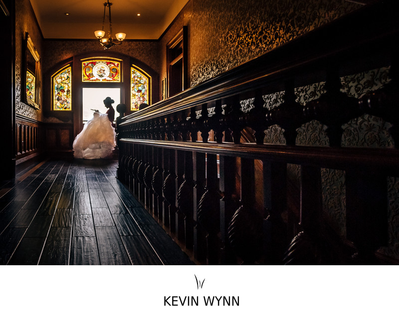 Newhall Mansion Wedding Photography