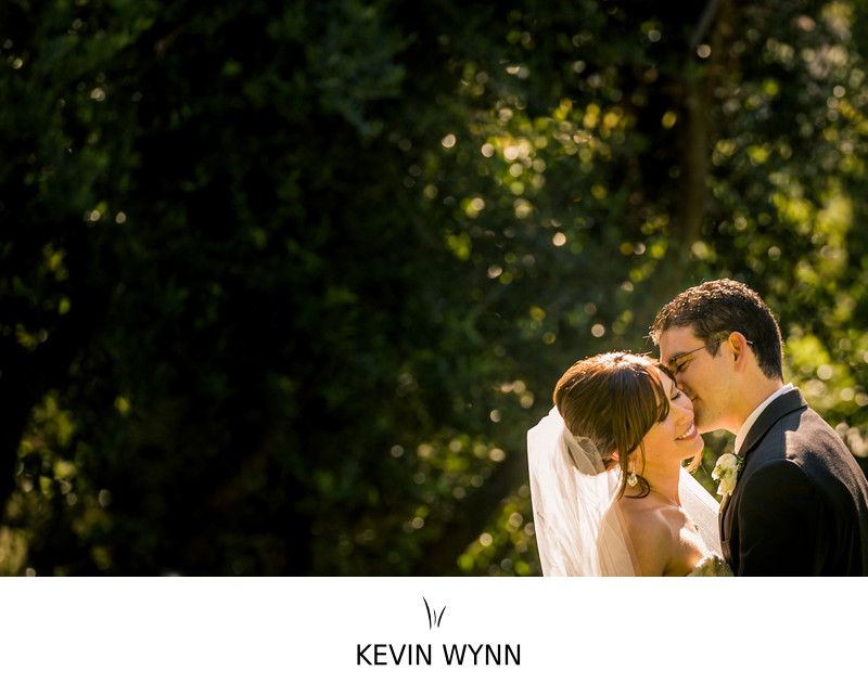 Cravens Estate in Pasadena Wedding Photographer