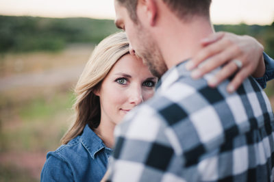 Gorgeous Colorado Springs Engagement Session