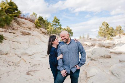 Ute Valley Engagement Photographer