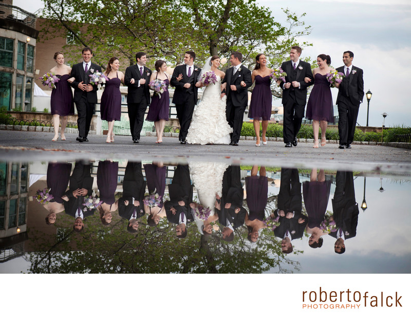 new york wedding photographer battery gardens