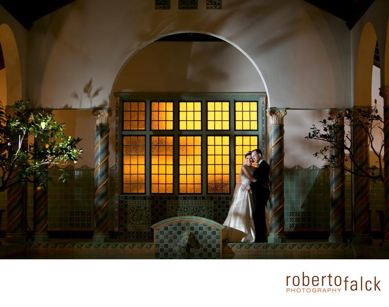 new york wedding photographer pleasantdale chateau pool