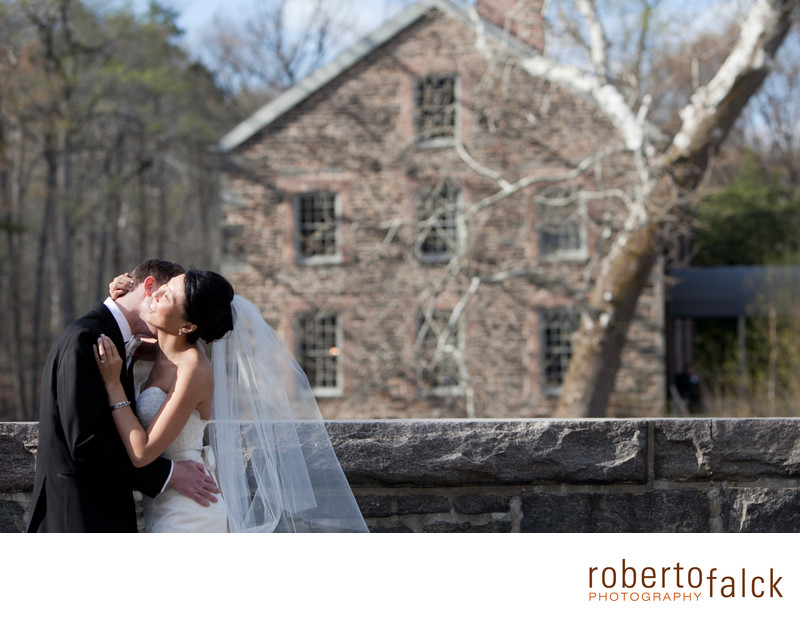 new york wedding photographer botanical garden