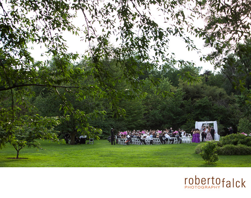 brooklyn botanical garden new york wedding photographer