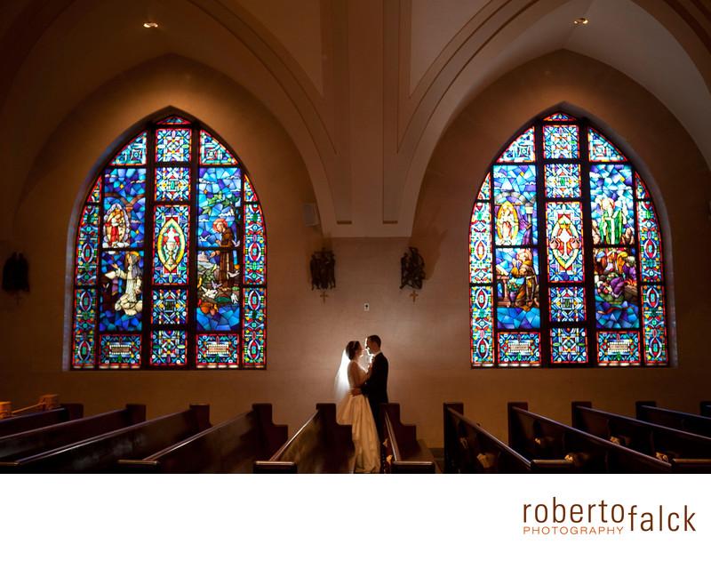 new york wedding photographer church wedding