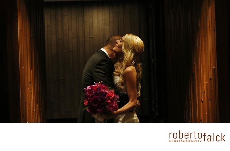 best wedding photographer in new york trump soho