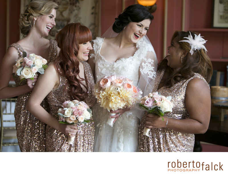 new york wedding photographer bridal party1