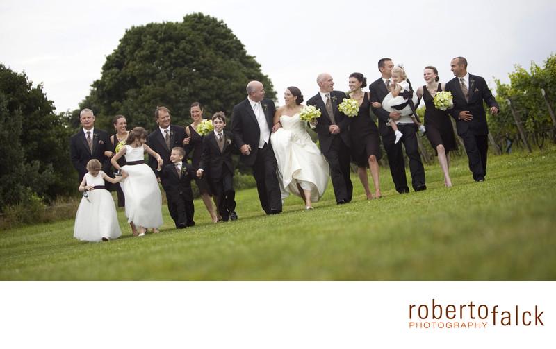 new york wedding photographer bridal party 2