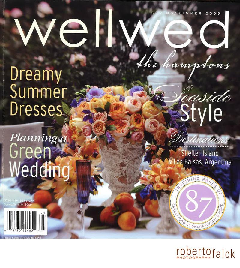 Well Wed Magazine - Roberto Falck